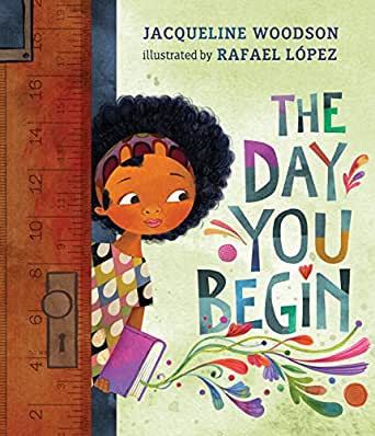 Elementary Book Review: The Day You Begin