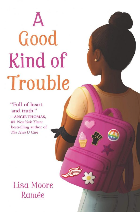 Next Great Read: A Good Kind of Trouble