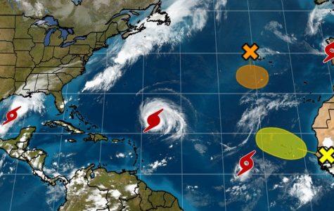 Updates on Hurricane Sally