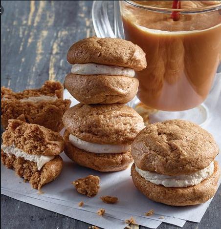 Recipe: Spiced Chai Buttercream Sandwich Cookies