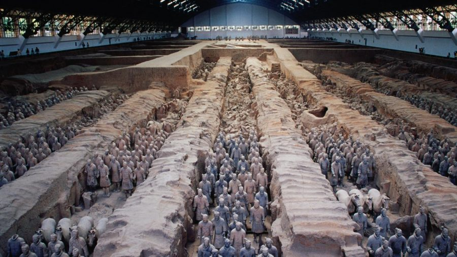 Emperor Qin Tomb and the Terracotta Warriors