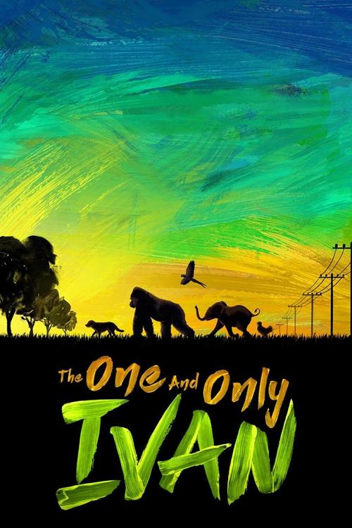 Movie+Review%3A+The+One+and+Only+Ivan