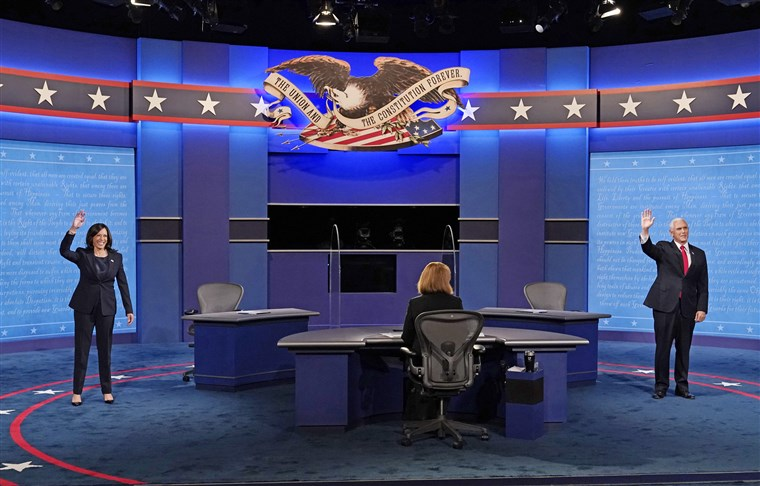 The Vice Presidential Debate