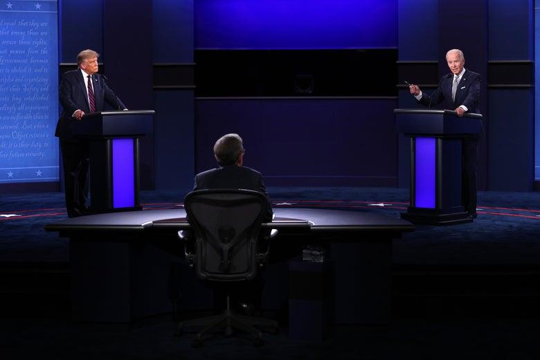 2020+First+Presidential+Debate