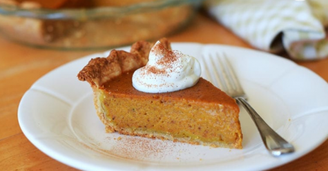 Recipe: Pumpkin Pie