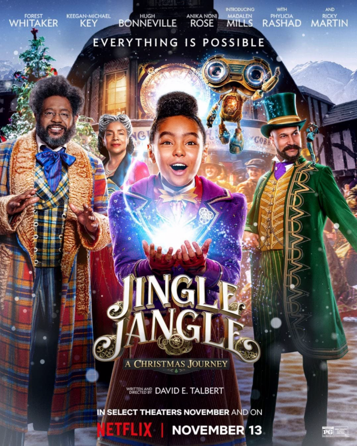 Movie Review: Jingle Jangle