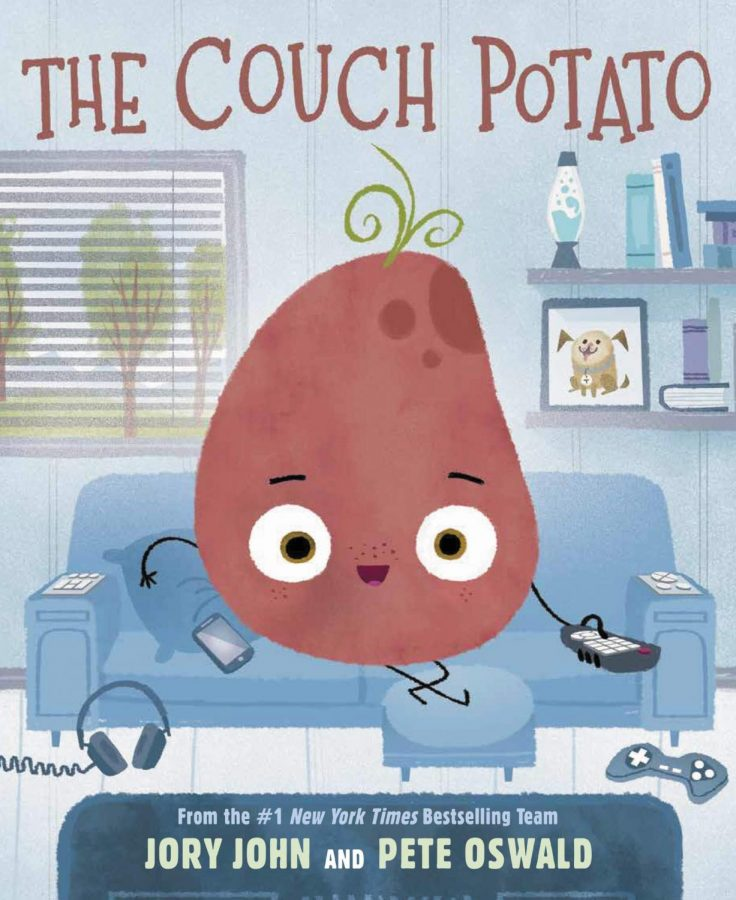 Elementary Book Review: The Couch Potato