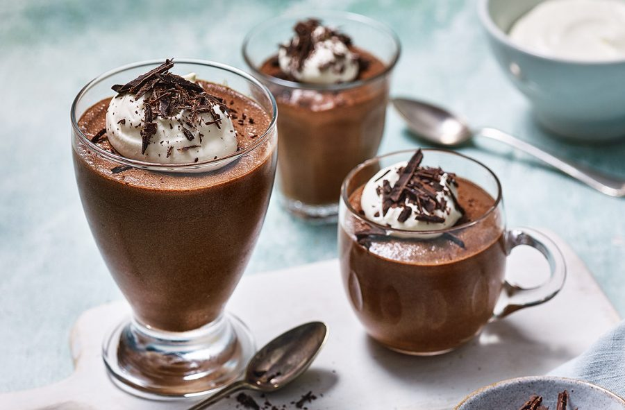 Recipes: Chocolate Mousse