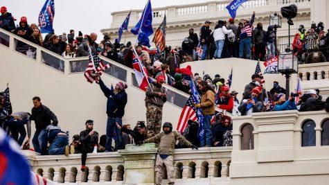 Mob Storms U.S. Capitol