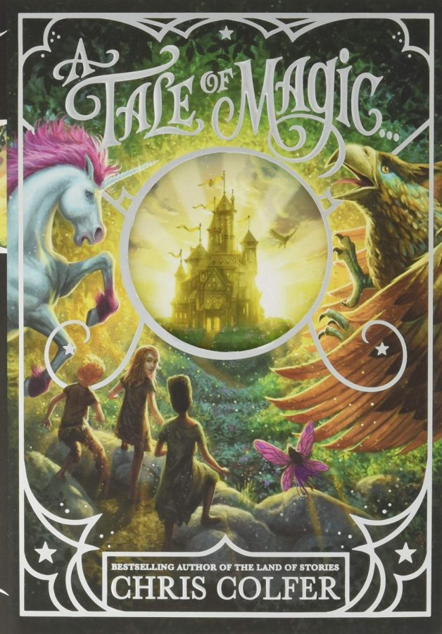 Next Great Read: A Tale of Magic