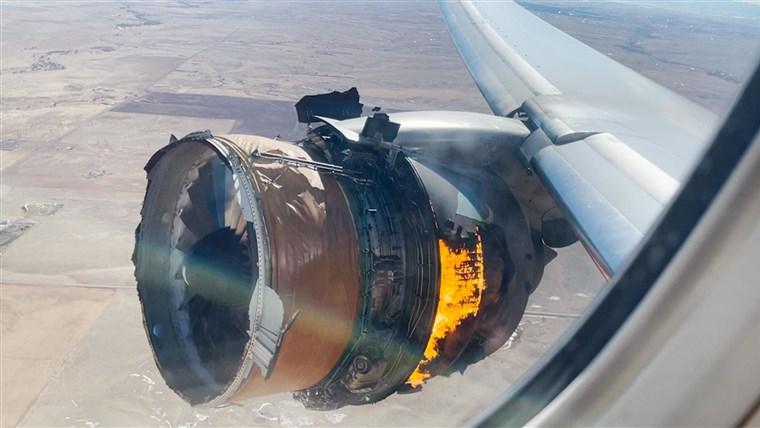 Denver+Plane+Malfunction