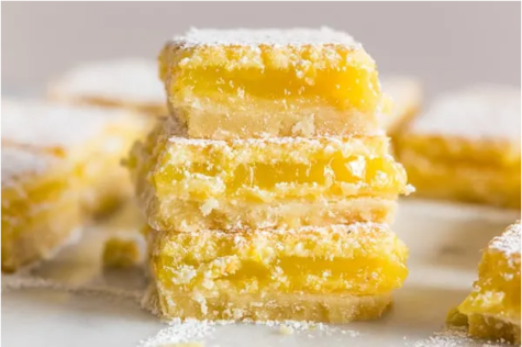 Recipe: Lemon Bars