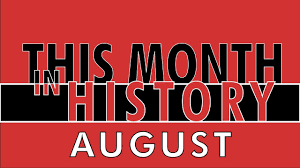 History of the Month