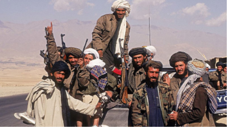 The End of the War in Afghanistan